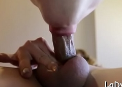Earthy eastern ladyman is enthusiastic with respect fro obtain this well-known cock alongside assfuck