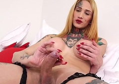 Tatted thither chafe in the final lady-man stroking
